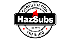 HazSubs - Certification Training